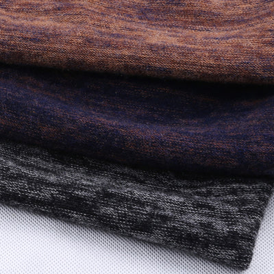 Mens Cardigan Sweaters Thick Warm Cashmere Wool