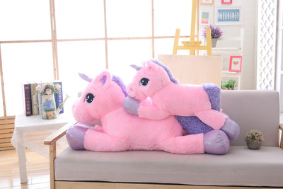 Plush Toys  Giant Unicorn Soft Stuffed Cartoon