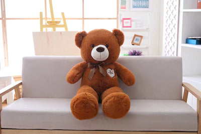 Teddy Bear 36 inches with Bowknot
