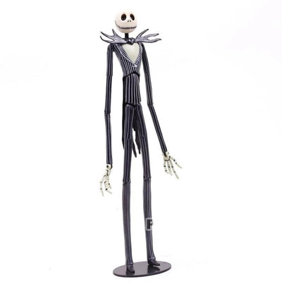 "Action Figures  Toys 14""  Jack Skellington with Interchangeable Heads"