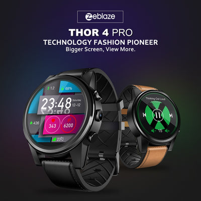 Smart Watch THOR 4 PRO 4G  1.6 inch Crystal Display