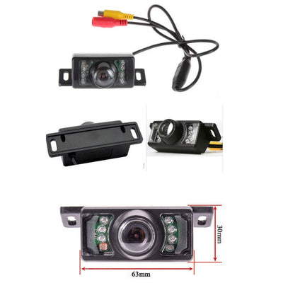 Wireless  Backup Camera LCD Mirror Monitor