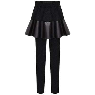 Pants for Women A Line Skirt & Long Trousers