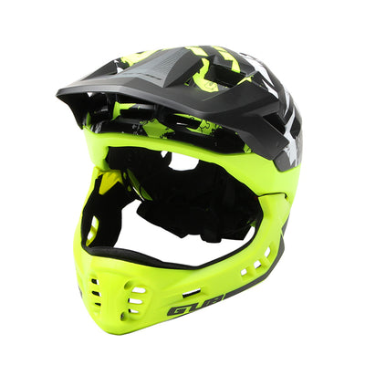 Bike Helmets Full Face  Sports Safety for Kids