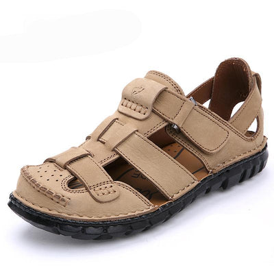 Mens Leather Sandals  Handmade