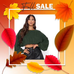 Instagram Fall Sale Template