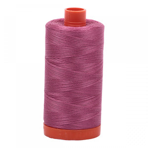 AURIFIL QUILT THREAD - 50 WT - 1422 yds #2450