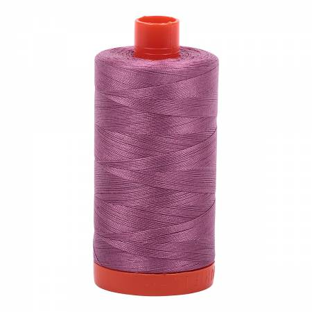 AURIFIL QUILT THREAD - 50 WT - 1422 yds #5003 Wine