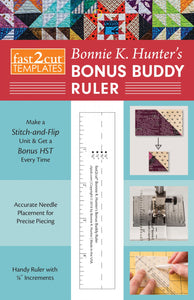 Bonus Buddy Ruler from Fast 2 Cut Templates, 20392