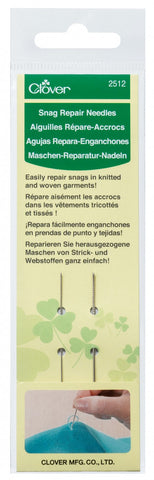 Snag Repair Needles from Clover #2512