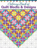 Coloring Book of Quilt Blocks & Designs, Landauer Publishing (Color Quilts)