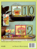Count on It Quilt Book by Art to Heart Nancy Halvorsen Monthly Applique Patterns