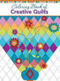 Coloring Book of Creative Quilts, Landauer Publishing (Color Quilt patterns)