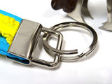 Key Fob Hardware Set, 1 inch Dritz #519