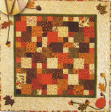 Fabric Frenzy Quilt Pattern by Quilt in a Day, Eleanor Burns, 1270 Easy