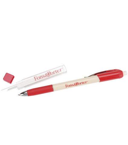 Mechanical Fabric Pencil, by Fons & Porter, White Lead included 7757