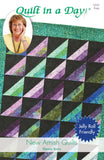 New Amish Quilts Pattern, Eleanor Burns Quilt in a Day, 1233 EASY