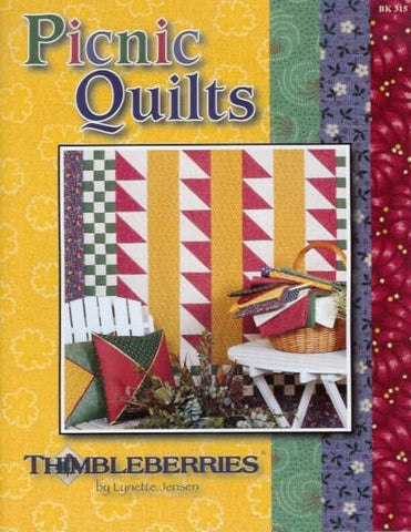 Picnic Quilts, Thimbleberries Book by Lynette Jensen