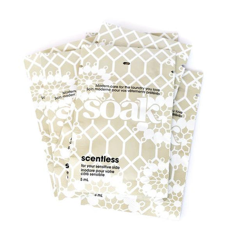 SOAK Mini SIngle use, 5 mL Scentless