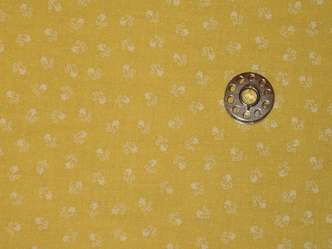 100% Cotton, Henry Glass, Special Delivery Yellow, By the Yard 1362/44