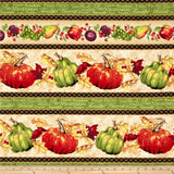 Thankful Harvest 13 pc. Fat Quarter Bundle, Wilmington 100% Cotton Q540-416-540