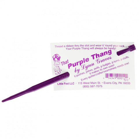 That Purple Thang by Lynn Graves, Sewing & Quilting Tool