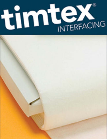 "Timtex Interfacing 20"" wide BTY Non-fusible"