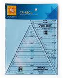 TRI-RECS TOOLS, Wrights EZ Quilting/Zimmerman, 2 Rulers, 8823753A