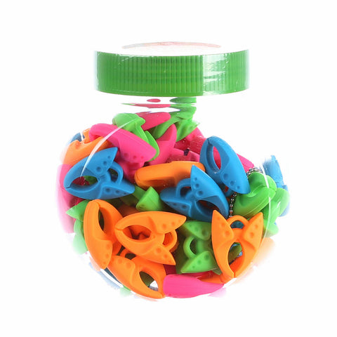 Tulips Universal Bobbin Clamps from Smartneedle, 60 piece in Jar