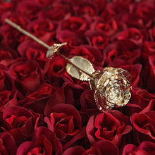 Load image into Gallery viewer, 04.  24K Gold Forever Rose - LIMITED EDITION-