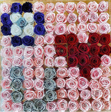 Load image into Gallery viewer, 12.  La Boite Royale (100 roses)