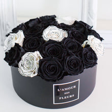 Load image into Gallery viewer, 13.  Round Eternal Roses Classic Hatbox
