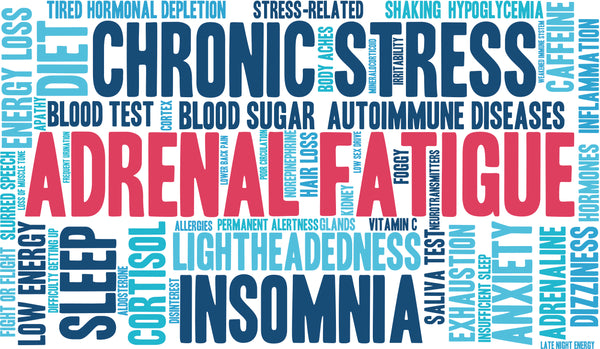 Adrenal stress and adaptogens