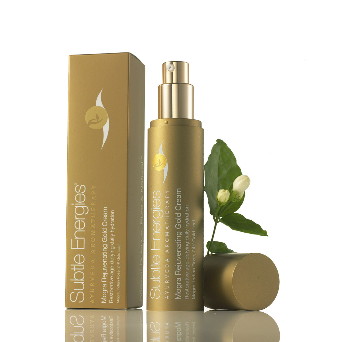 Mogra Rejuvenating Gold Moisturiser