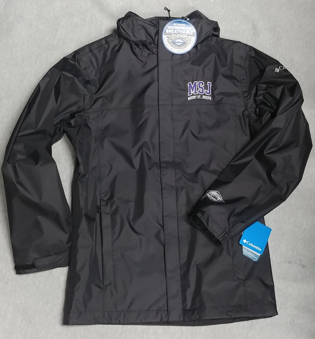 Jacket, Columbia Watertight