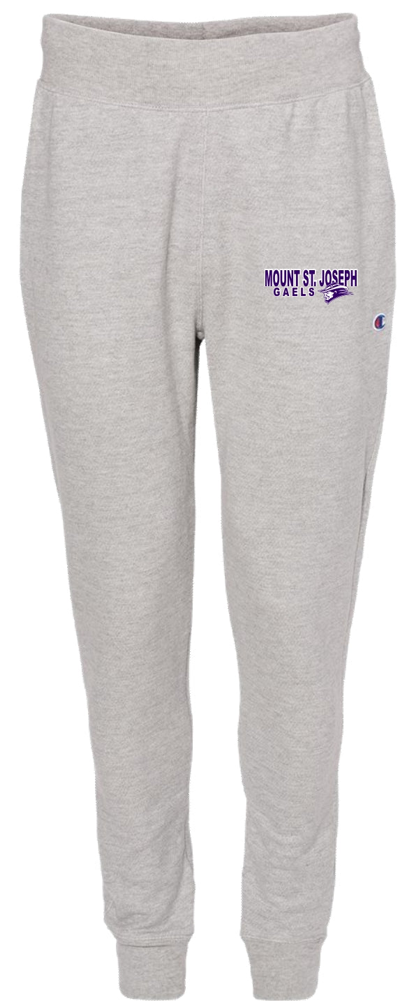 Sweatpants, Champion Reverse Weave Jogger/Oxford Gray