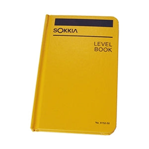 Sokkia Level Field Book
