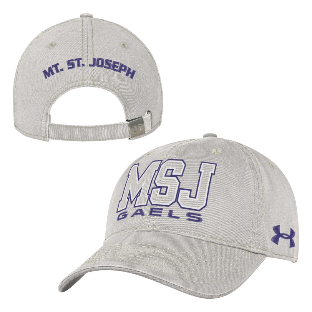 Hat, Under Armour Washed Cotton