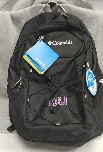 Backpack, Columbia