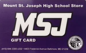 Gift Card--(multiple denominations)