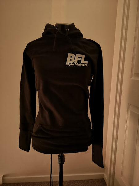 All Style Long Line Hoody - BlackFlag Labs