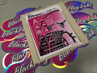 G-Corporation.co.jp S15 Silvia Fusebox Cover Sticker - BlackFlag Labs