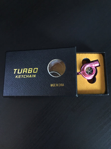 Turbo keyrings - BlackFlag Labs