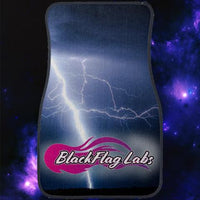Metallic Shock - Floor Mats - BlackFlag Labs