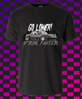 Go Lower! Tee - BlackFlag Labs