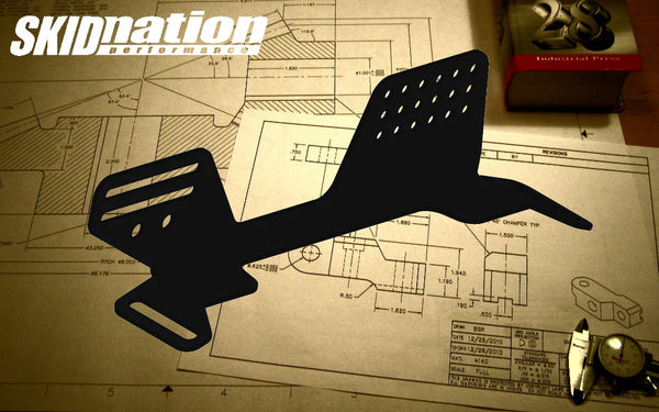 Skid Nation - Side Seat Mounts - BlackFlag Labs