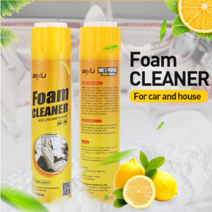 AYXU Car & House Foam Cleaner (BUY 1 TAKE 1) - Tipid Mania