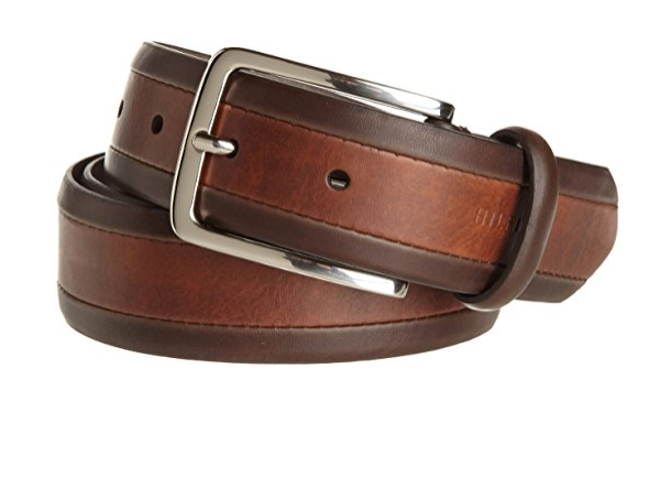Tommy Hilfiger Men's 1 3/8 in. Turn Edge Belt