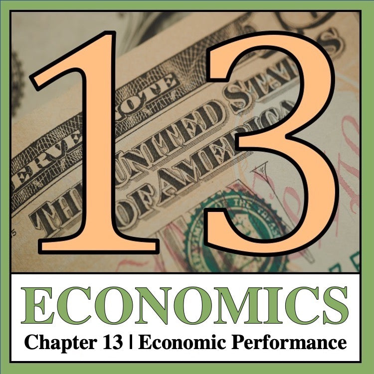 Chapter 13 | Economic Performance