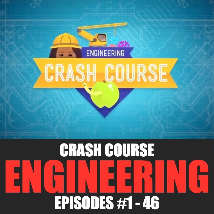 Crash Course Worksheets Bundle | Engineering